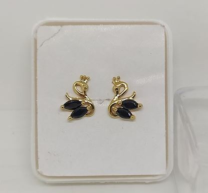 Gold Plated Ear Top TR-1001