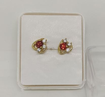 Gold Plated Ear Top TR-1002