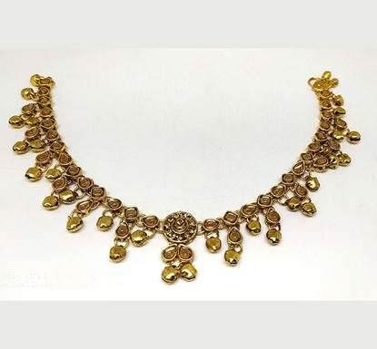 Gold Plated Anklet TR-1041