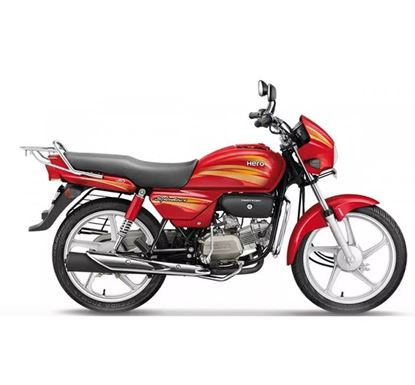 Hero Splendor Plus I3S-IBS 100cc Motorcycle