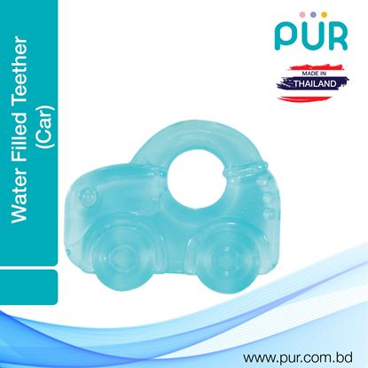 PUR Water Filled Teether – 8004 (Car)