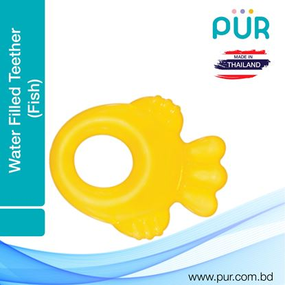 PUR Water Filled Teether – 8004 (Fish)