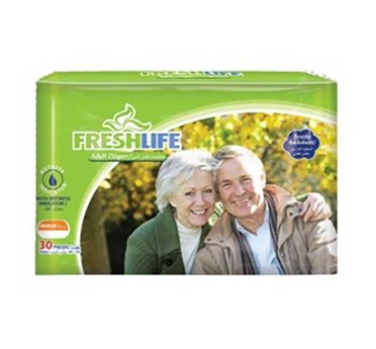 Freshlife Adult Diaper Small 30 Pieces