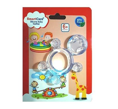 SmartCare Silicone Baby Teether