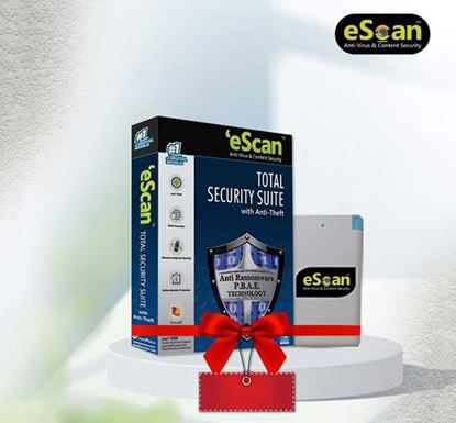 eScan Total Security Suite (With Cloud Security) for Single User (Free Power Bank), eScan Total Security Suite (With Cloud Security) for Single User (Free Power Bank), eS eScan Total Security Suite