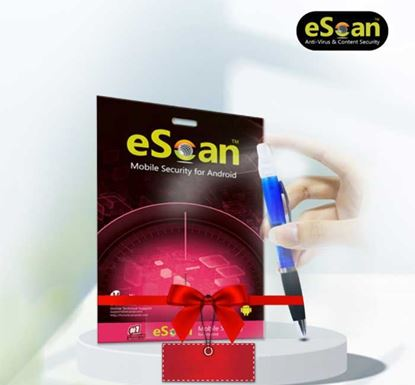 eScan Mobile Security for Android (Free Pen Spray)