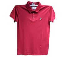 Runway Half Sleeve Cotton Polo T-shirt for Men - RTS5009