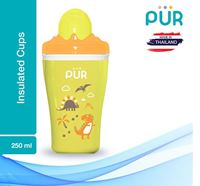 PUR Insulated Straw Cup - (9009)