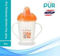 PUR Twin Handle Non Spill Cup - 85508 (250 ML)