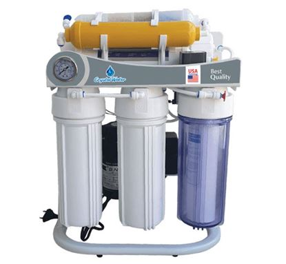 Crystal Water Upper 7 Stage with Stand Water Purifier