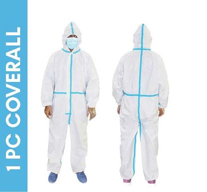 Outwear Level 3- Protective Isolation Coverall PPE