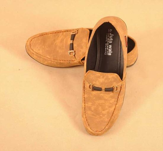 Artificial Leather Loafer for Men - JW106
