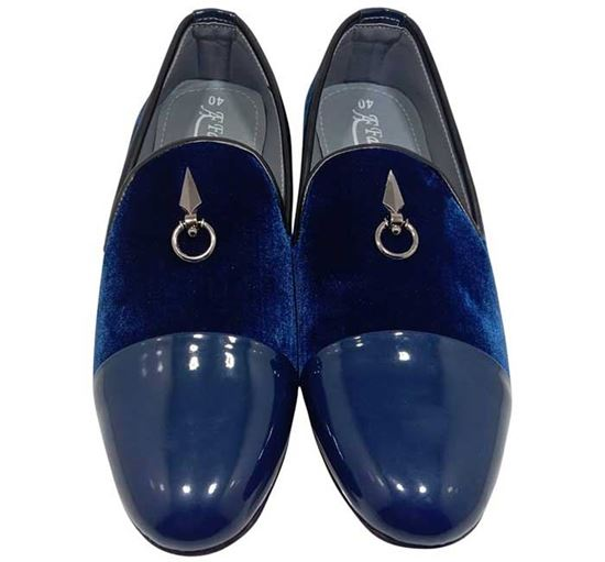 Artificial Leather Loafer for Men - JW102
