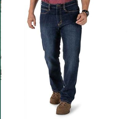 Stretched Jeans Pant FEND