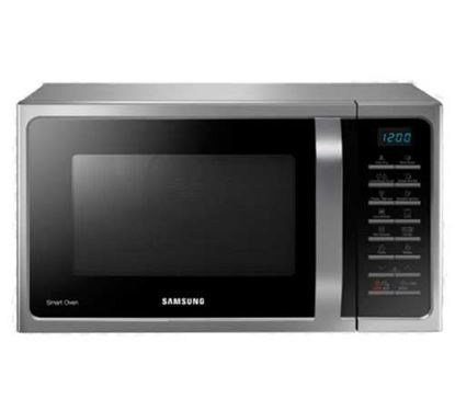 Samsung Convection Micro Wave Oven with SlimFry™ 28L | MC28H5025VS/D2