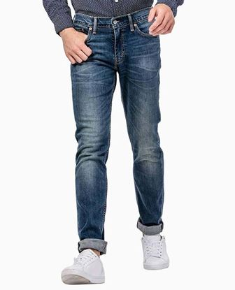 Stretchable Jeans Pant for Men - ML11