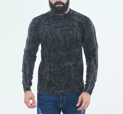 China Cotton Sweater for Men HD-103