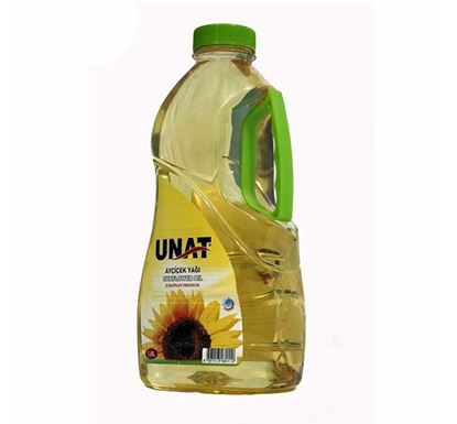 Unat Sunflower Oil - 1.8L