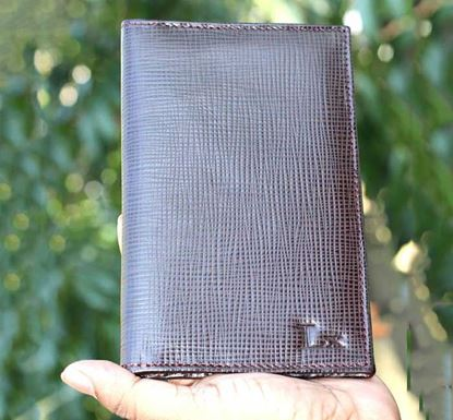 Bifold Leather Wallet - LXL006CHT