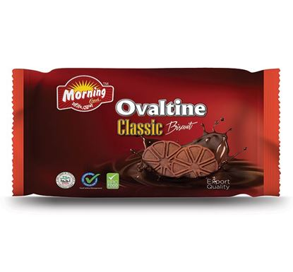 Well Food Morning Fresh Ovaltine Classic Biscuit - 300gm