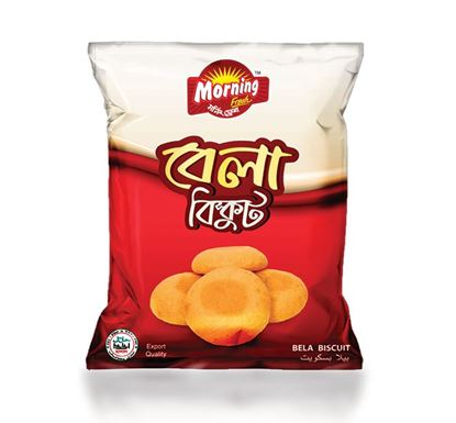 Well Food Morning Fresh Bela Biscuit - 300gm