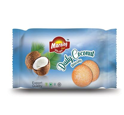 Well Food Morning Fresh Daily Coconut Biscuit - 250gm