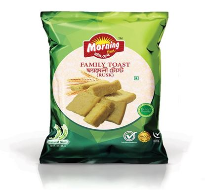 Well Food Morning Fresh Family Toast Rusk – 200 gm
