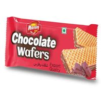 Well Food Morning Fresh Wafer Biscuit (Chocolate)
