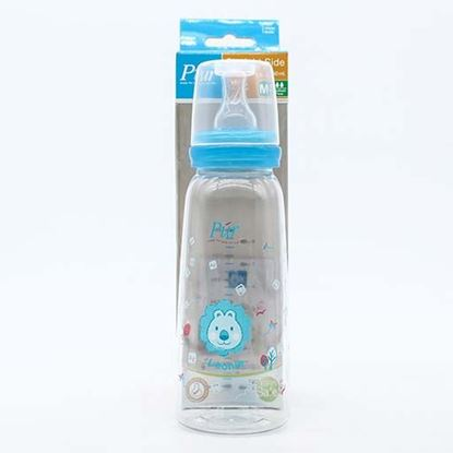 Picture of PUR Feeding Bottle (Blue) 8oz/250ml. - (1102)