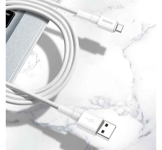 Baseus Mini Cable USB for Micro CAMSW - 02