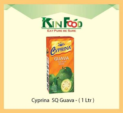 Cyprina SQ Guava Fruit Drink - 1 L