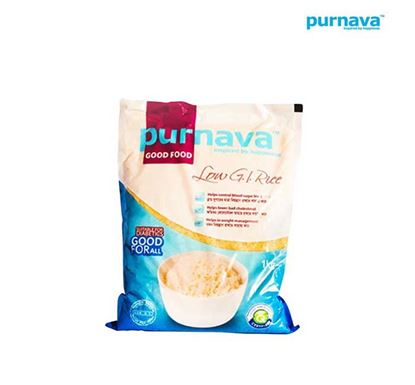 Purnava Low GI Rice - 1Kg