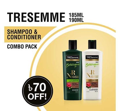 TRESemmé Nourish And Replenish Shampoo and Conditioner Combo Pack