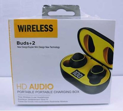 Realme Buds+2 HD Audio Protable Earbuds with Charging Box