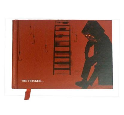 The Thinker Notebook NB-G-C-46-011