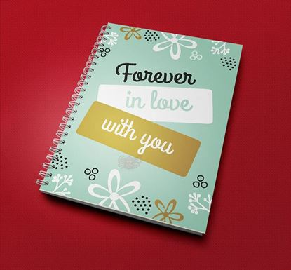 Forever In Love With You Notebook CPN - 05