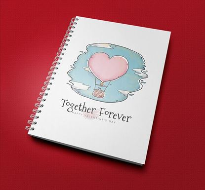 Together Forever Notebook CPN - 13