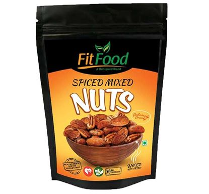 Spiced Mixed Nuts 100gm - N1018