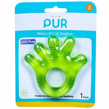 Picture of Pur Water Filled Teether (Hand) - (8003)