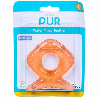 Picture of Pur Water Filled Teether (Fish) - (8003)
