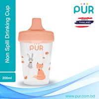 Picture of Pur NON spill cup (Orange) – (5903)