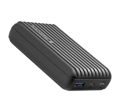PROMATE Titan-10C Ultra-Compact Rugged Power Bank with USB-C Input & Output