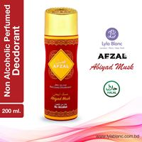 Picture of AFZAL Non Alcoholic Deodorant 200ml - (ABIYAD MUSK)