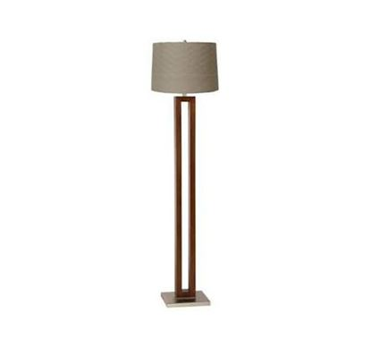 Canadian Pine Wood Stand Lamp - PL512