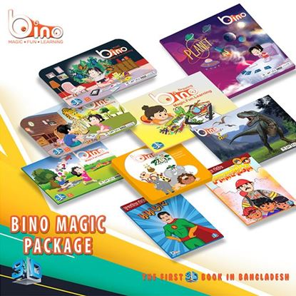 Picture of Bino Magic Package