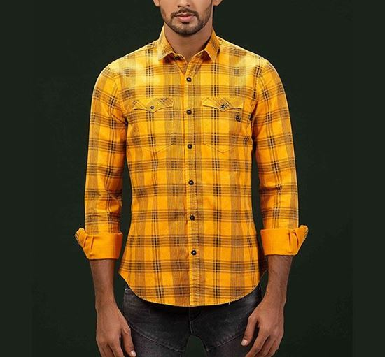 Classic Chest Double Pocket Shirt RN-MEH-AW20-SM19