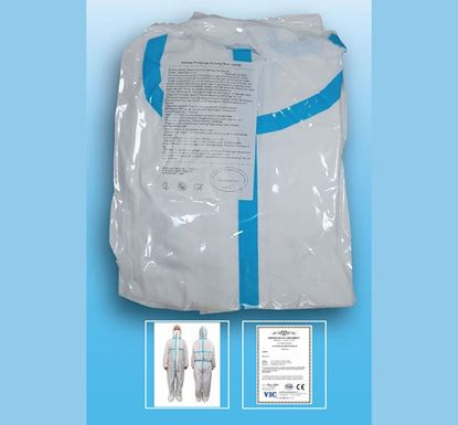 3 Layer Filteration PPE - 1 Piece