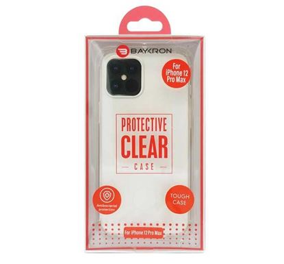 Baykron Tough Antibacterial Case for iphone 12 Pro Max 20-005010