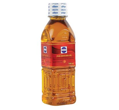 Orion Mustard Oil - 500ml