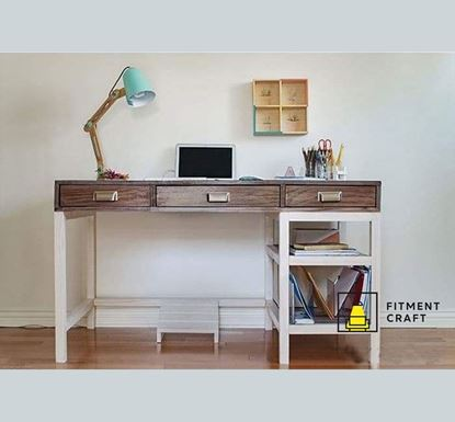 Fitment Craft Comfortable Modern Study Table TV1-001